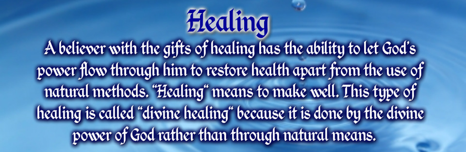 69 sign gifts of the holy spirit back to basics healing pdf negle Image collections
